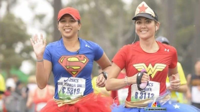 Illustration for article titled Maybe Don't Mock a Cancer-Fighting Marathoner's Tutu