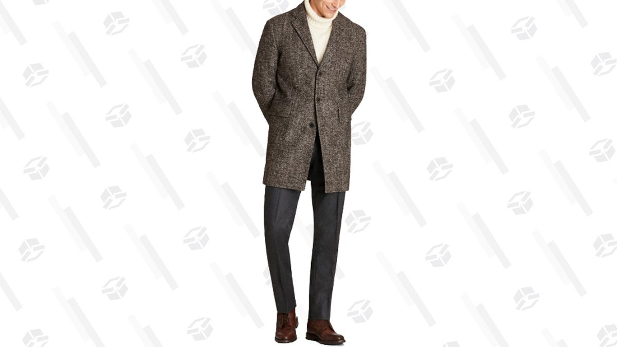 The Best Wool Topcoats in Your Price Range