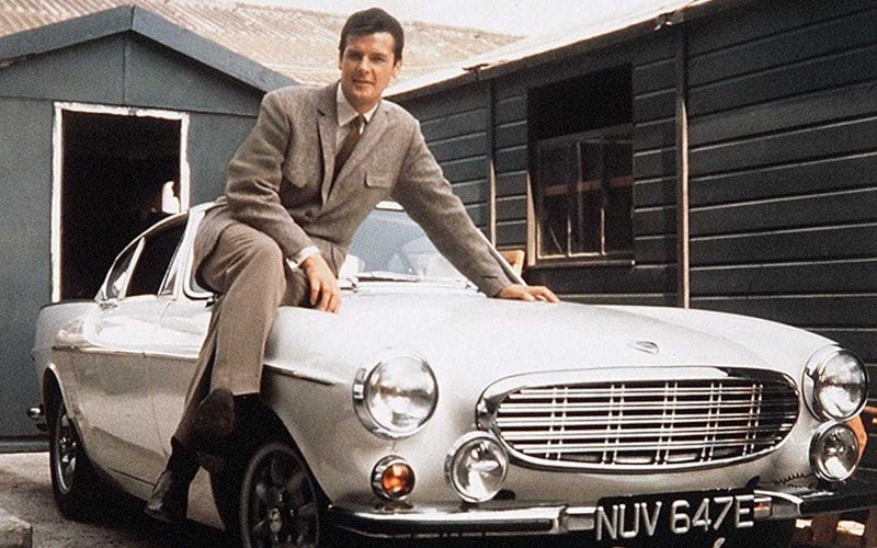 Illustration for article titled Sir Roger Moore, Who Drove Some Of The Coolest Cars In Cinema, Dies At 89