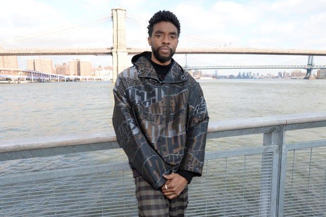Chadwick Boseman, Star of Black Panther, Has Passed Away at 43