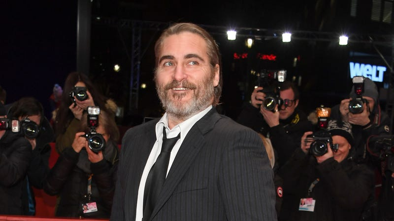 Illustration for article titled Joaquin Phoenix's Joker spin-off movie is actually happening
