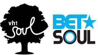 VH1 Soul and BET Soul logosBET