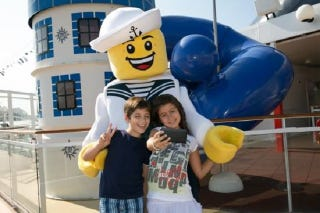 Illustration for article titled MSC Cruises play areas to get a new Lego improvement