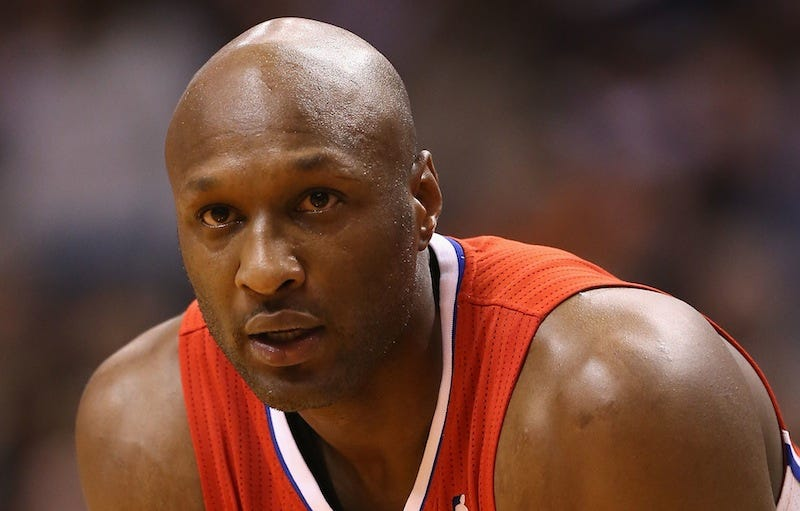 Illustration for article titled Lamar Odom Is Reportedly Ready To Start Physical Therapy