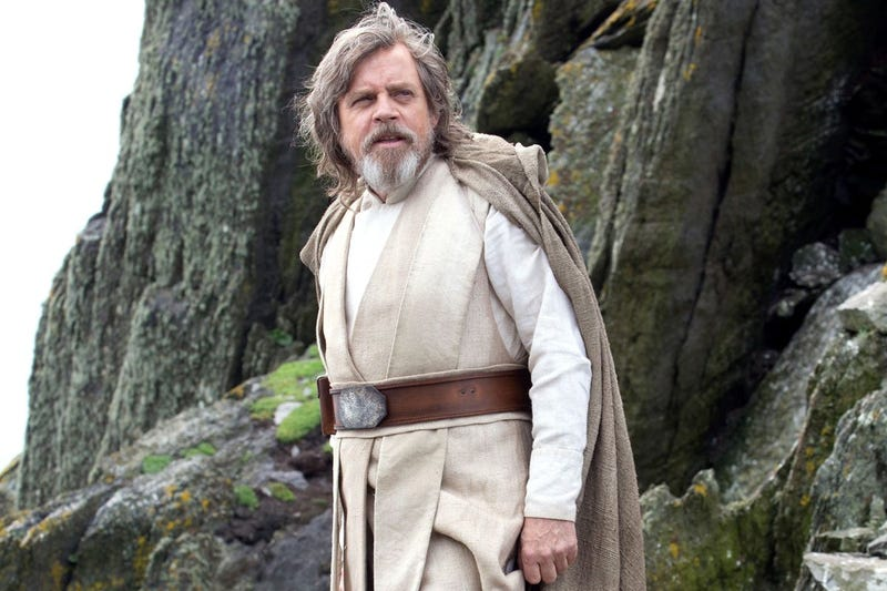 Illustration for article titled Luke Skywalker Can Be SAVED In Episode IX (SPOILERS for The Last Jedi and the original Star Wars trilogy)