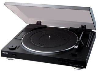 Illustration for article titled USB Turntables Don't Seem Sony, But Here's the PS-LX300USB