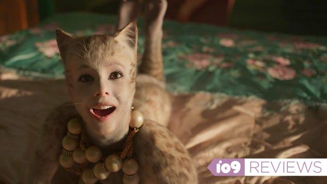 Cats Review: I Have Seen Sights No Human Should See
