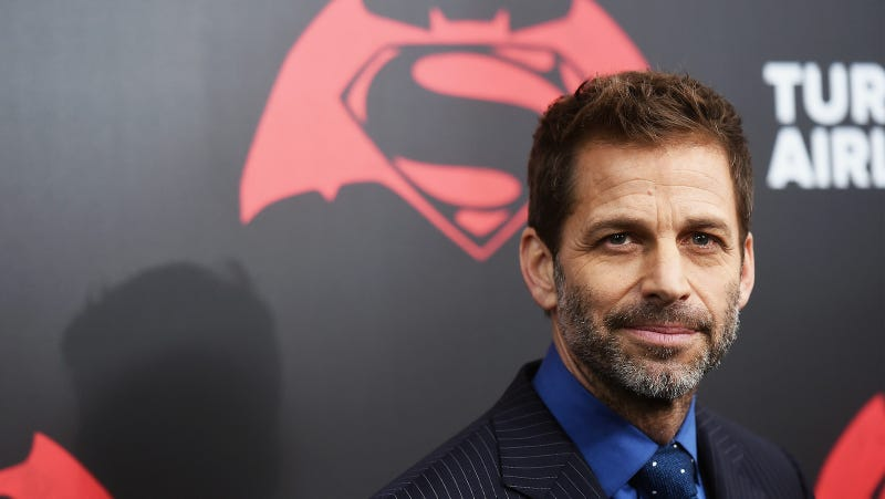 Illustration for article titled Zack Snyder Will Continue to Make Movies About Superhumans With The Fountainhead