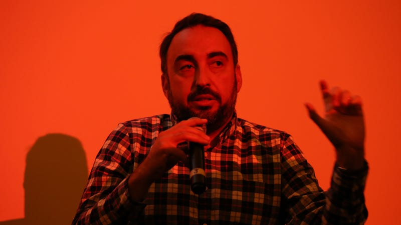 Alex Stamos speaks at WIRED25 Festival on October 14, 2018 in San Francisco.