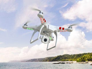 Illustration for article titled Get 42% Off The DJI Phantom FC40 Drone w/HD Camera