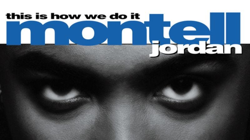Illustration for article titled Chilling: Did Singer Montell Jordan Predict The Rise Of The Islamic State Back In 1995?