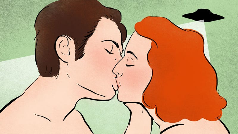 Illustration for article titled How Horny X-Files Lovers Created a New Type of Online Fandom