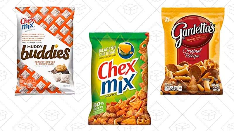 30% off Chex Mix Snacks | Amazon