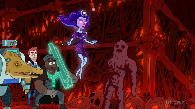 A Rick and Morty Spin-Off Leads a Bevy of Adult Swim Mini-Webseries