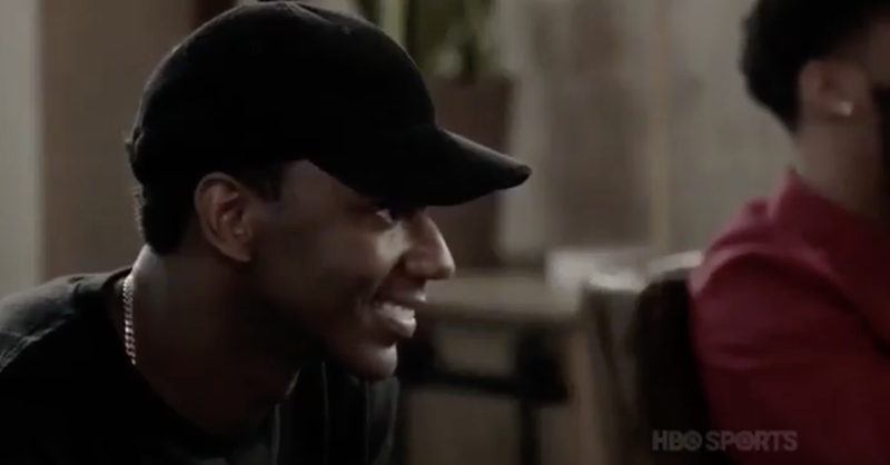 Illustration for article titled An Investigation: Does Jerrod Carmichael Say the N-Word 'With the Hard R' in This Clip About His Family Asking Him for Money?