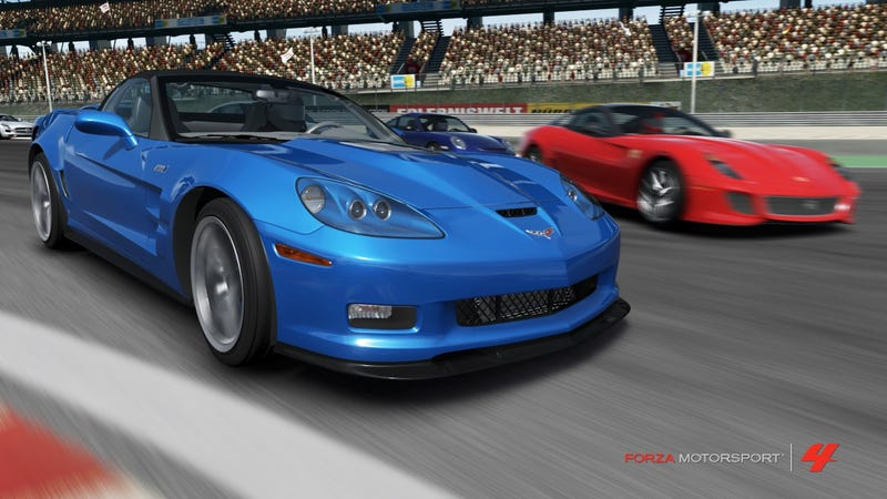 Forza Motorsport 4: First Drive