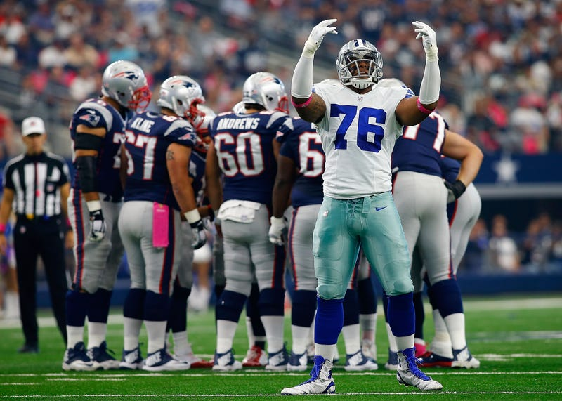 Illustration for article titled Brandon Marshall Says The Cowboys Are Failing Greg Hardy