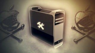 PC mod imitates Mac Pro 2013 design - SlashGear