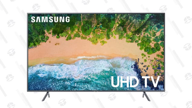 These Discounted Samsung TVs are a Tremendous Bargain, Starting at Just $350