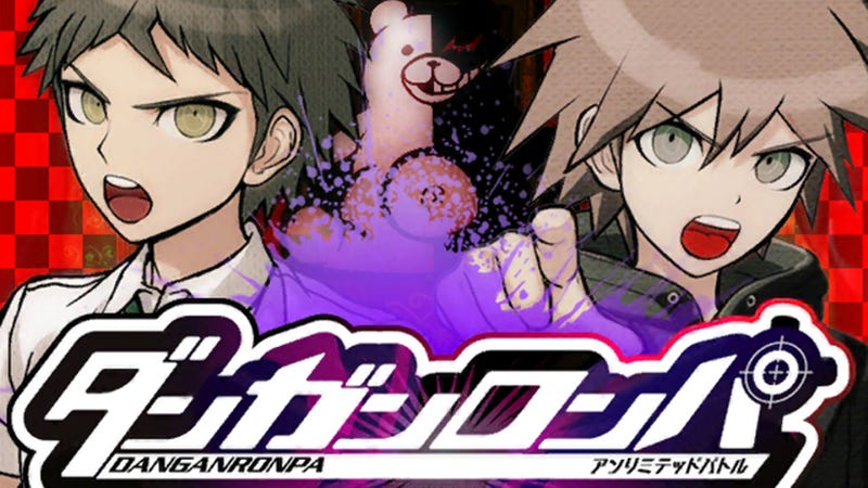 Illustration for article titled The New DanganronpaSmartphone Game is Basically Billiards