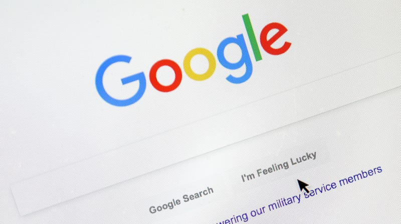 Let's Be Very Clear About What Breitbart's Leaked Google