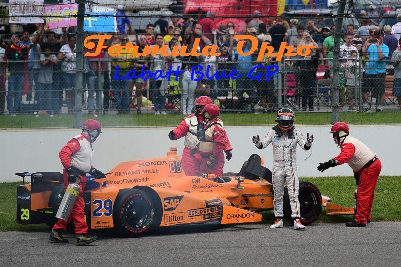 Illustration for article titled Formula Oppo: The Labatt Blue Grand Prix of North Detroit