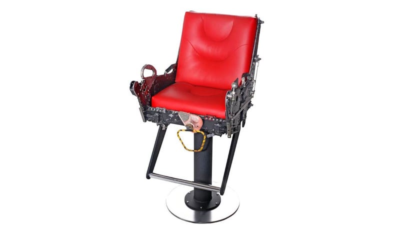 Illustration for article titled Ejector Seat Bar Stools Are the Most Efficient Way To Get Rid Of Creeps