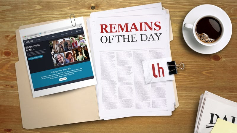 Illustration for article titled Remains of the Day: BritBox Is a Streaming Service Just for British Television