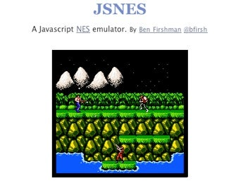 Illustration for article titled Remains of the Day: JavaScript NES Emulator in Chrome Edition
