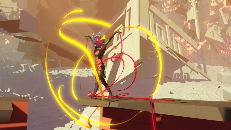 Screenshot: Bound/Sony