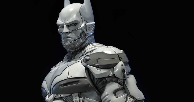 Illustration for article titled Here's A $900 Batman: Arkham Knight Statue