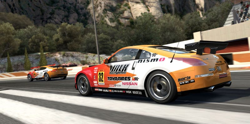 Illustration for article titled New Forza 3 Screens: Exclusive Cars