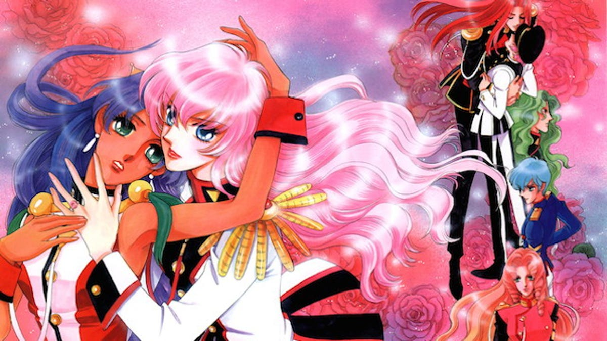 these are the seven best lesbian anime series ever made