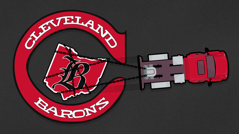 The Cleveland Barons' NHL Existence Was A Short And