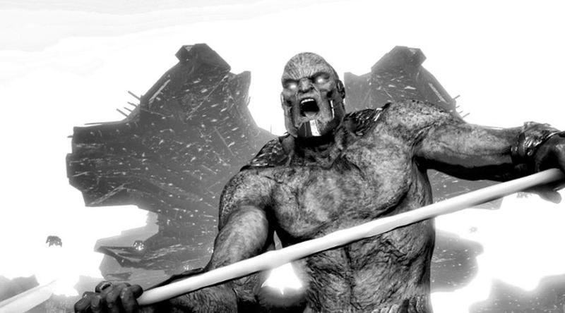Illustration for article titled Zack Snyder publica una imagen de cómo iba a ser Darkseid, el villano de su versión de Justice League