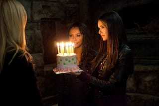 """Illustration for article titled The Vampire Diaries 3x10, """"Our Town"""" Pictures"""