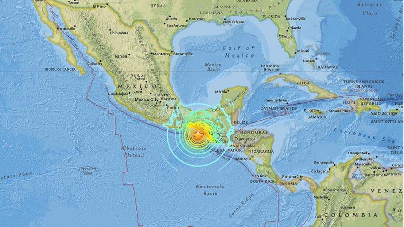 Cómo se ha producido uno de los mayores terremotos en la historia de México y qué hacer ante una réplica
