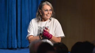 Roseanne Barr Alberto E. Rodriguez/Getty Images