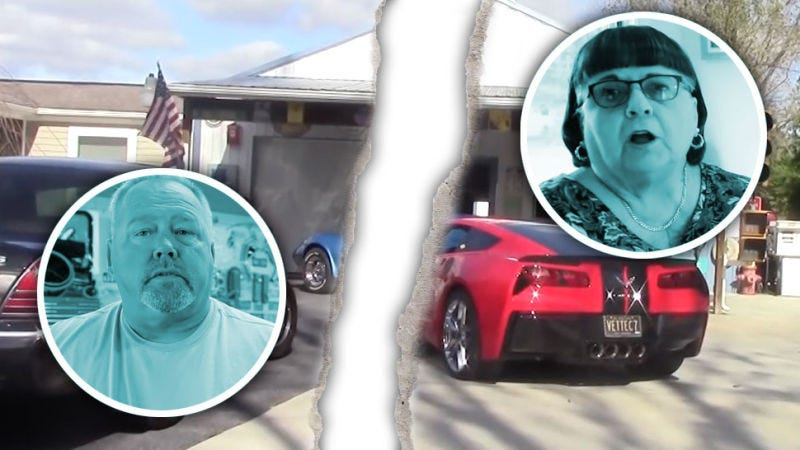Illustration for article titled Judge Shuts Down Neighbors' Lawsuit So Man Can Keep His Awesome Garage