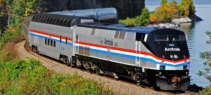 Photo Credit: Amtrak