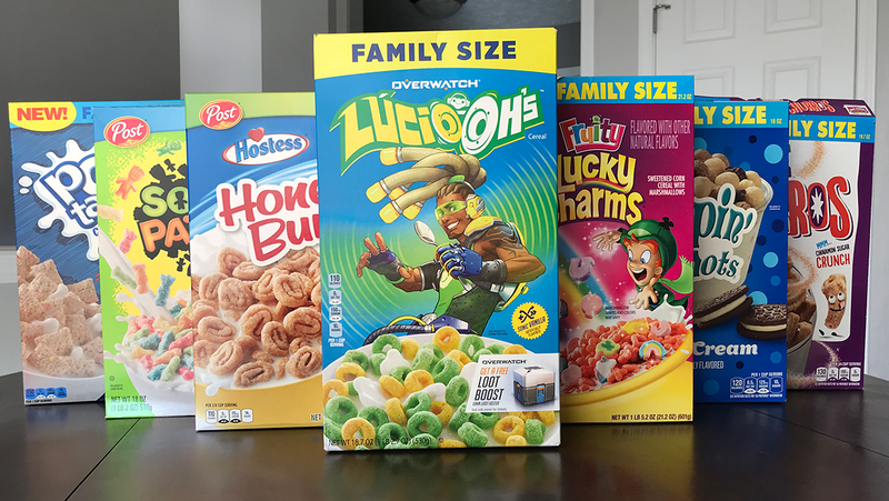 Illustration for article titled I Tried These Weird New Cereals So You Don't Have To