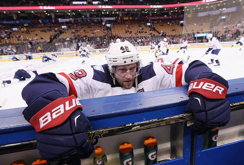Team USA Is Mad About Phil Kessel\'s Tweet