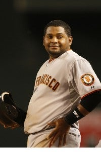Illustration for article titled Pablo Sandoval, Noted Fatass, To Speak To Children About Heart Health