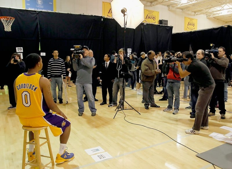 Illustration for article titled The Lakers Starting Point Guard Was MVP Of The D-League
