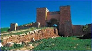 Illustration for article titled Az Iszlám Állam felrobbantotta Ninive egykori falait (frissítve)