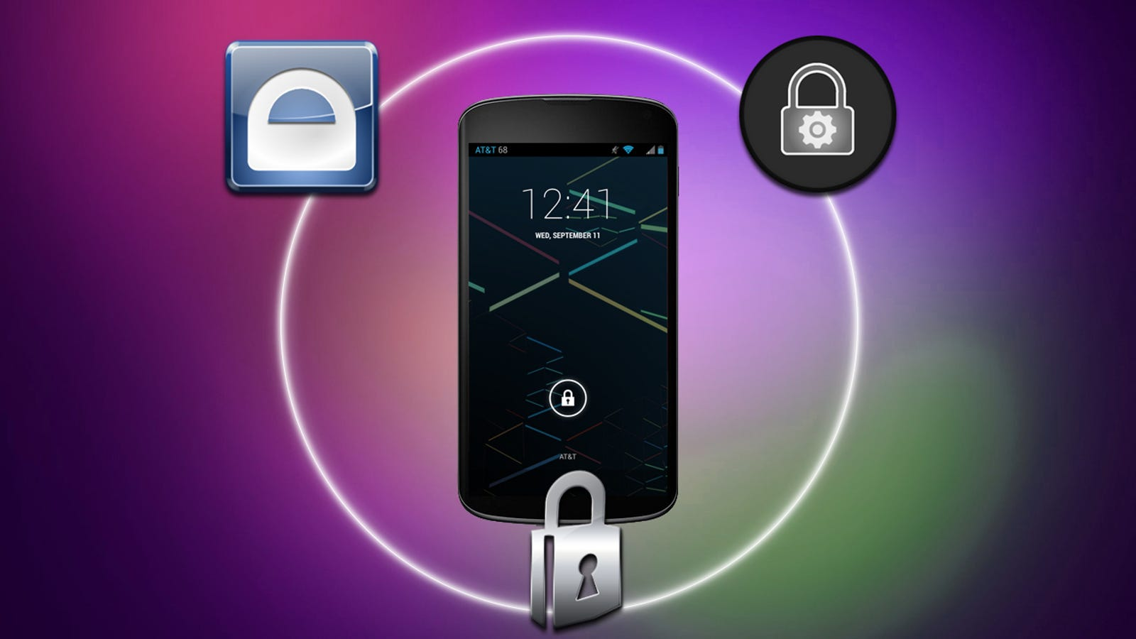 Three Ways to Improve Your Android's Lock Screen Security
