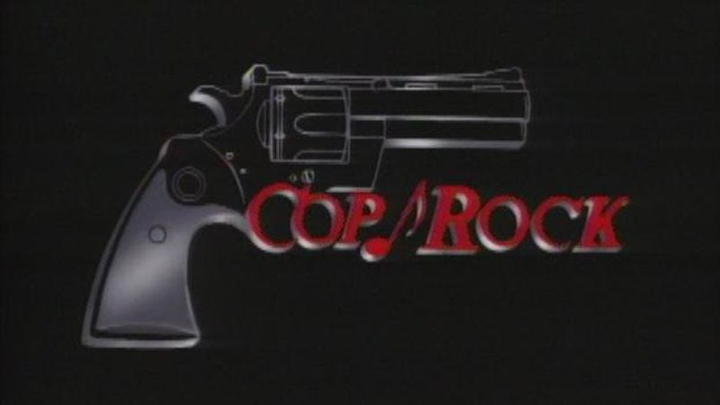 Illustration for article titled An oral history of Cop Rock, TV's first and last musical police drama