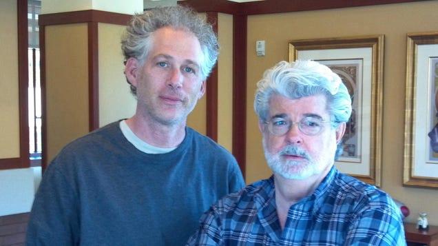 J.W. Rinzler, Prolific Lucasfilm Author, Dies at 58