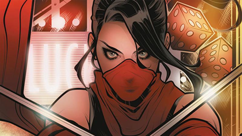 Elektra Cover art by Elizabeth Torque