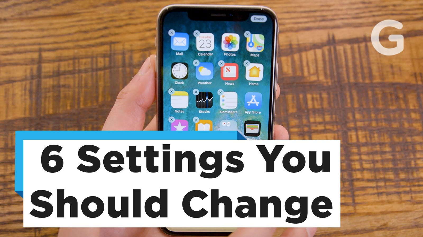 The 6 Settings to Change as Soon as You've Set Up Your New Phone